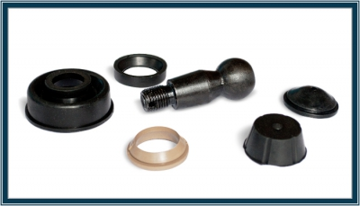 Repair kit for hinges steering gear T-25