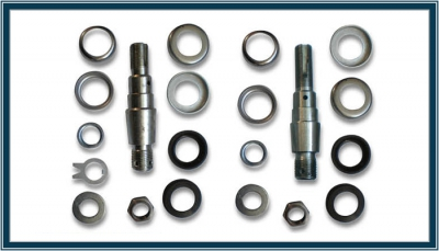 Repair kit steering cylinder MTZ TS50-3405215with (fingers)
