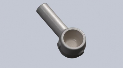 «A track-rod end carving right» 4331-3414060-12/1-R