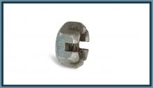 Nut of Shackle М12*1,75-7А