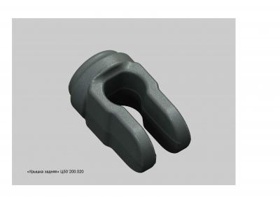«Крышка задняя» Ц50200.020