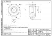 «Проушина» ЦГ-100.60х800.22.049-01