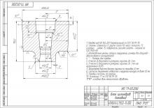 «Блок цилиндров» НП 71-01.200