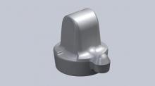 «Крышка нижняя» Ц100-200.020